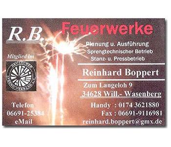 RB Feuerwerke